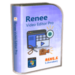 Renee Video Editor Pro box 150 150 min