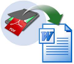 free convert pdf to word offline