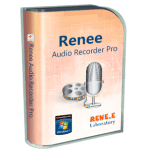 مربع Renee audio Recorder