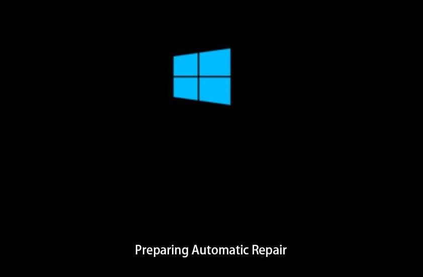 اصلاح ويندوز 10 تلقائيا عند تشغيل الكمبيوتر