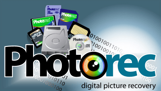 استرجاع الفيديوهات والصور المحذوفة من بطاقة sd باستخدام PhotoRec1