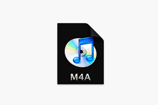ملفات m4a