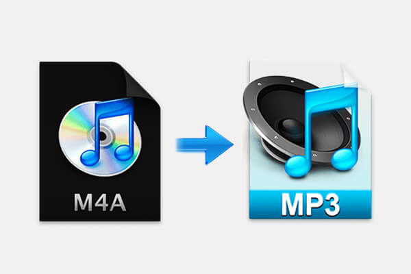 تحويل m4a إلى mp3