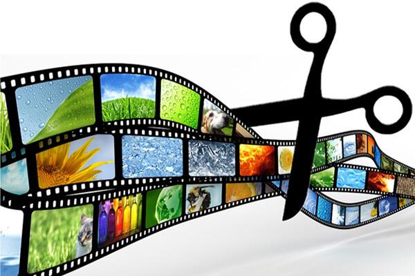 برنامج لقص الفيديو