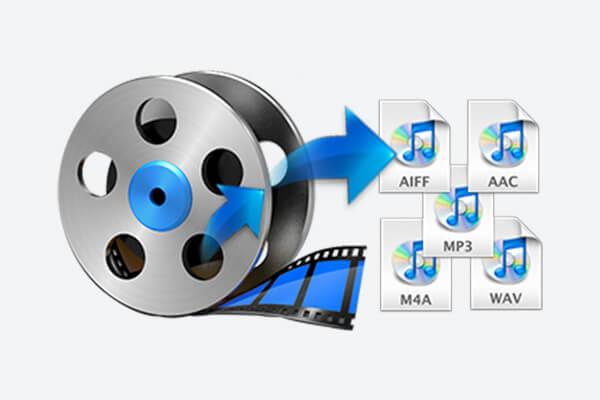 استخراج الصوت من الفيديو