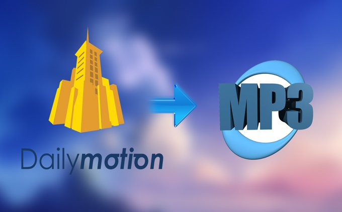 تحويل ailymotion الى mp3 عبر محول mp3