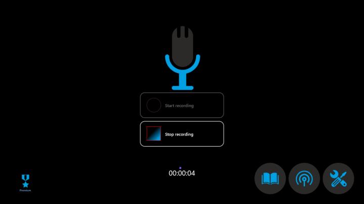برامج تسجيل الصوت easy sound recorder