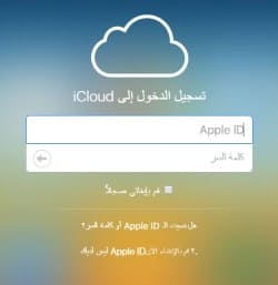 Sign in to iCloud1