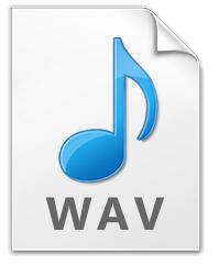 تنسيق wav