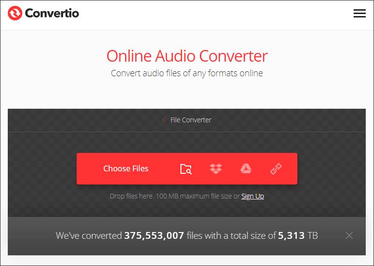 موقع convertio