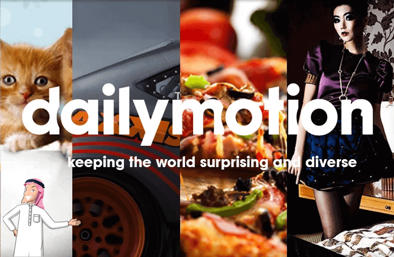 تحميل فيديو من Dailymotion
