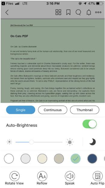 برنامج Foxit PDF