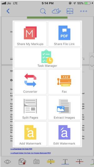 برنامج PDF Expert