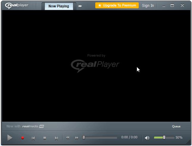 برنامج RealPlayer